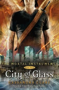City of Glass-Clare