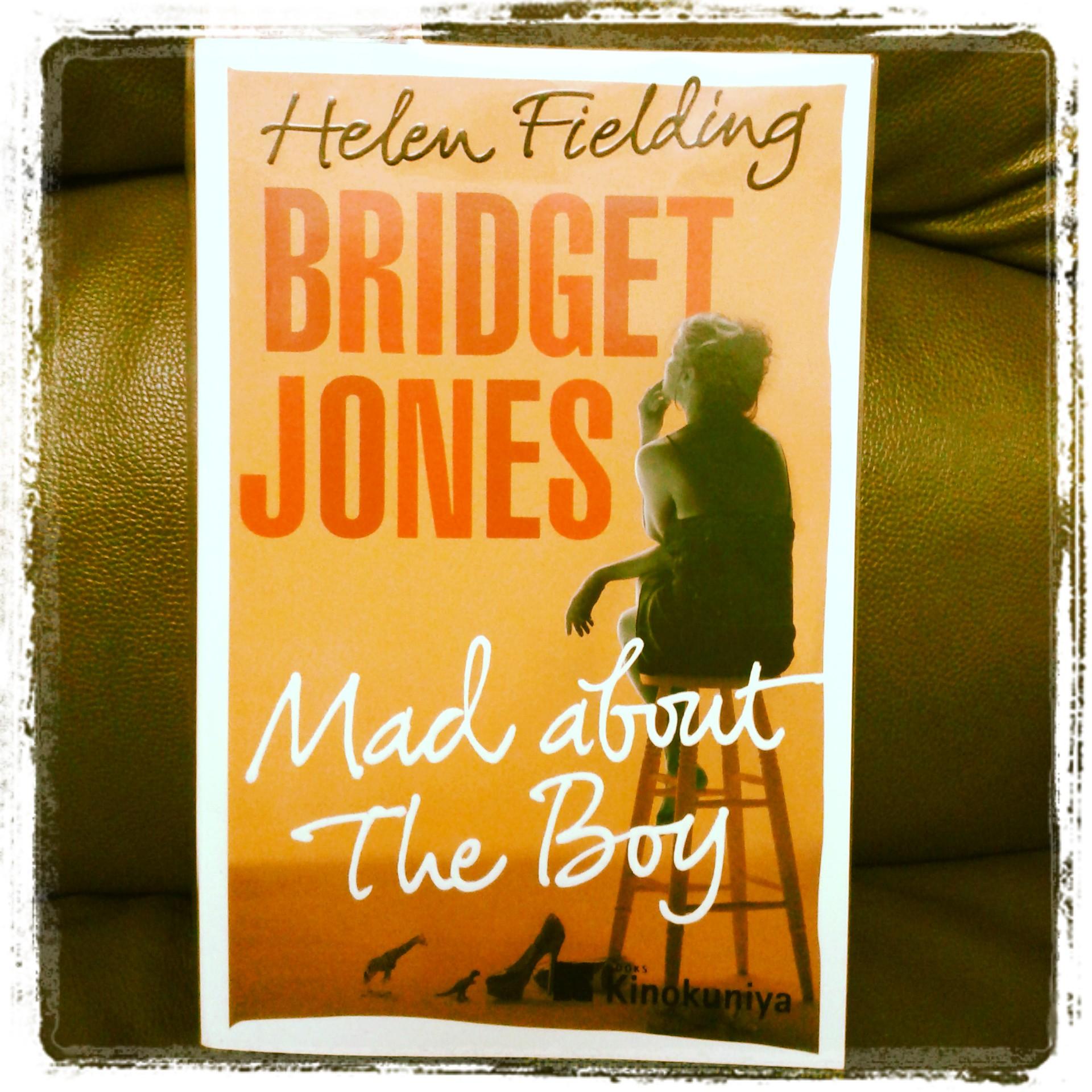 bridget jones book review