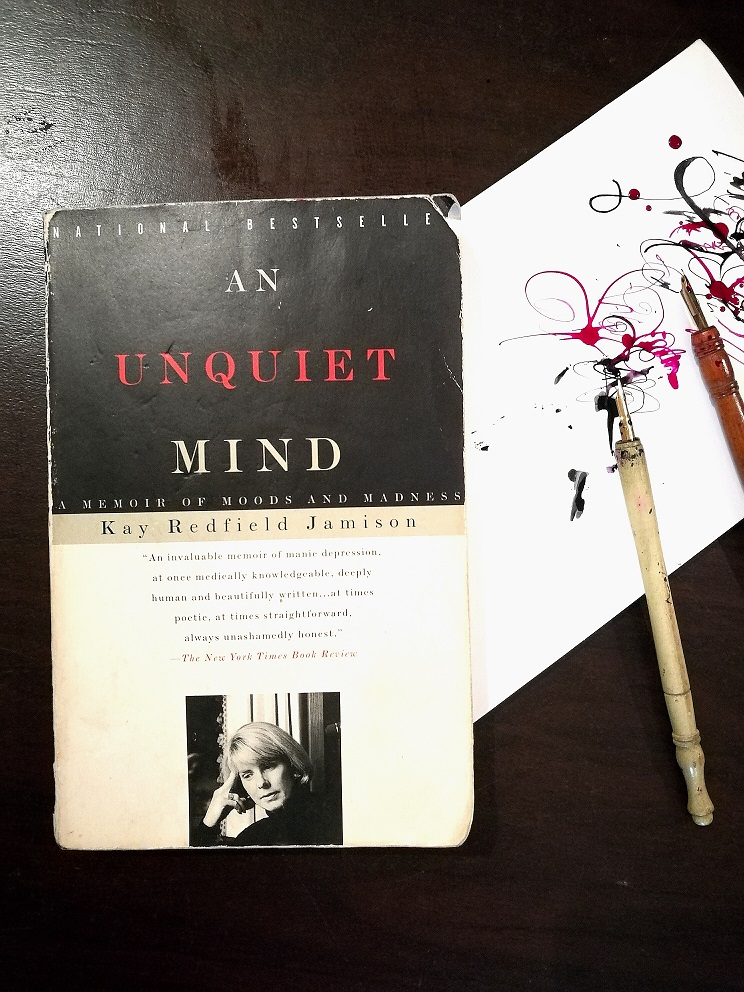 a unquiet mind Jamison's memoir springs from her dual perspective as both a psychiatric expert  in manic depression and a sufferer of the disease (oct.