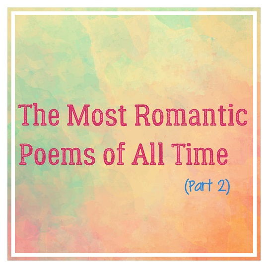 Most romantic poems of all time